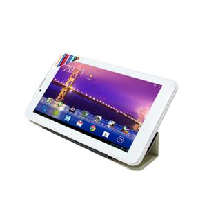 Lenosed L77 3G Tablet, Android 4.2.2,7.0 Inch LCD Display,1GB RAM,8GB Storage,Dual SIM,Dual Camera,Dual Core,WiFi,Bluetooth-Gold