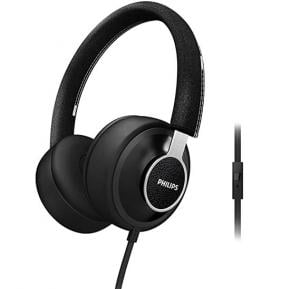 Philips Citi Scape Downtown Headphones with Mic Black, SHL5605FB/10
