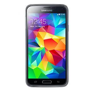 Samsung Galaxy S5 Smartphone,4G LTE, 5.1 Inch Display, Android 6.0, 2GB RAM, 16GB Storage, Dual Camera - Black