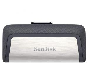 SanDisk 32GB Ultra Dual Drive USB Type-C - USB-C, USB 3.1 - SDDDC2-032G-G46