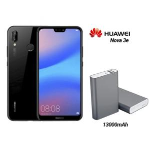 2 in 1 Huawei Nova 3e 4G Smartphone With Power Bank
