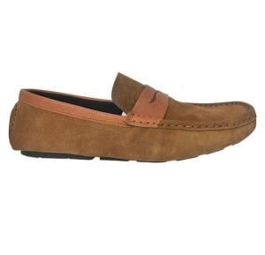 GCC Mens Casual/Formal Shoes -1742, Size UK-8, Brown