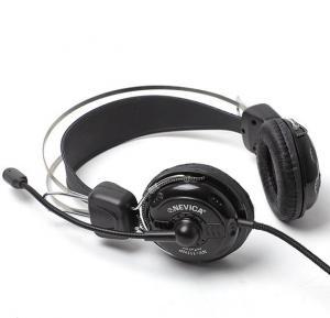 Nevica Head Phones Full Bass, NV-111 Best for Skype,Gaming,Songs