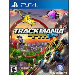 Ubisoft Trackmania Turbo For PS4