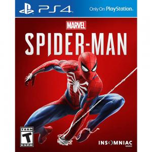 Marvels Spider Man PlayStation 4