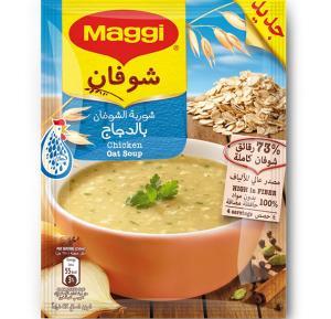 Maggi Chicken Oats Soup 65 Gram