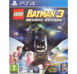 Warner Bros Lego Batman 3 Beyond Gotham For PS4
