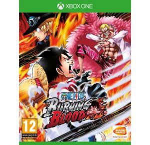 Bandai Namco Entertainment One Piece Burning Blood For Xbox One