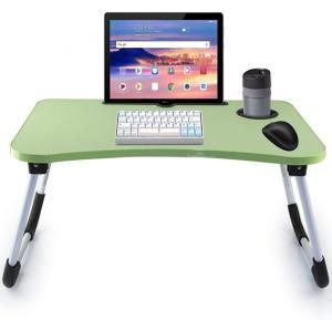 Fs 3753 Laptop Folding Table - Green