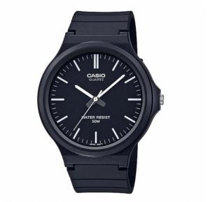 Casio MW-240-1EVDF Youth Analog Mens Timepieces Series Resin Band Watch