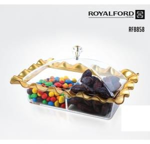 Royalford Grand Acrylic Candy Box - RF8858