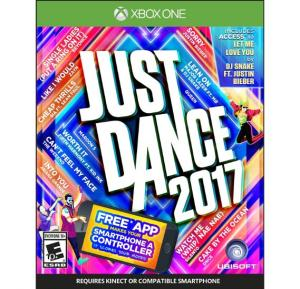 Ubisoft Just Dance 2017 For Xbox One