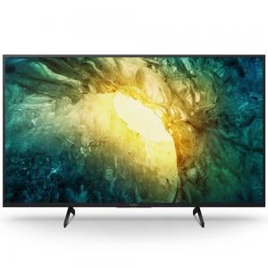 Sony 55 Inch LED 4K Ultra HD Android Smart TV, Black - KD-55X75H