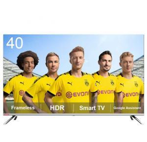 Changhong 40 inch Full HD Smart LED TV, L40H7-Silver