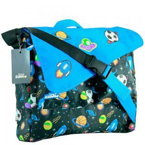 Smily Kiddoos Fancy Shoulder Bag, Black