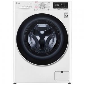 LG 9Kg Front Load with AI DD Technology Washing Machine, F4V5VYP0W