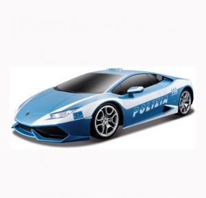 Maisto Tech R/C 1:14 Lamborghini Huracan Polizia Inclusive Batteries - 81271