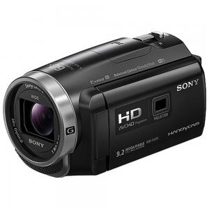 Sony HDR-PJ675 Full HD Handycam Camcorder, 9.2 MP, with Built-in Projector, Black