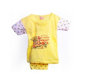 Kids Fashion Dress Set OS023,Assorted colors