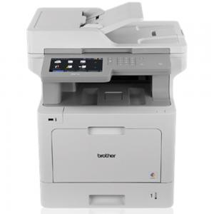 Brother MFC L9570CDW Business Color Laser All-in-One Printer for Mid-Size