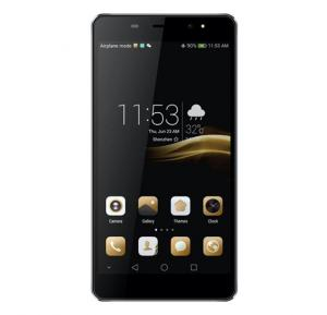 Gmango X9 Plus 4G Smartphone,FingerPrint,6.0 inch HD Display,Android 6.0,3GB RAM,32GB Storage, Quad Core, Dual SIM, Dual Camera,Dual Flash-Gray