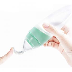 Sunveno SN_YP25878_BL Feeding Spoon Dispenser-Green