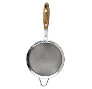 kitchenmark Strainer Stainless Steel 16CM, SF8439 With Double Net