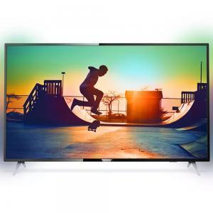 Philips 6200 series, 55inch 4K Ultra Slim Ambilight LED TV, 55PUT6233/56