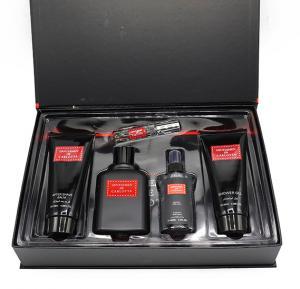 Carlotta Gentlement de  Gift Set for Men with Perfume, Body Spray, Shower Gel, After Shave Balm- 83493
