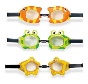 Intex Fun Goggles 3 Styles, 55603