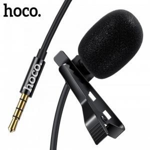 Hoco Microphone Black, DI02
