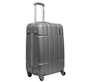 Para John 28 inch Trolley Luggage, Grey-PJTR3071