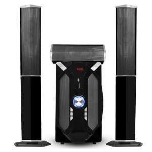Microdigit Premium 3.1CH Multimedia Tower Speaker, SP0086 BT