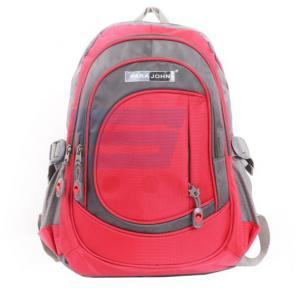 Para John 14 Inch School Bag Red- PJSB6000