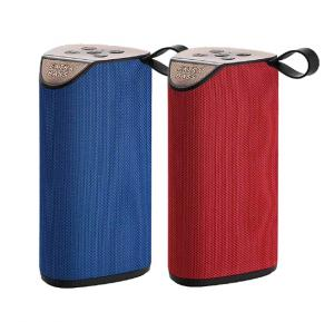 2 Piece Pack of Portable Wireless Bluetooth Speaker TG111