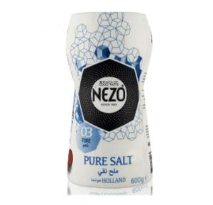 Nezo Salt Bottle 600gms, 30725