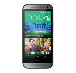 HTC One Mini 2 Smartphone 4G, Android 4.4.2 , 4.5 inch HD Display, 1GB RAM, 16GB Storage, Dual Camera - Grey