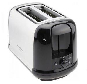 Moulinex LT340827 Toaster Subito 850W - 7 Browning Settings - Stainless Steel Finish