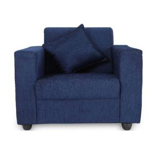 AtoZ Furniture Elegant Fabric Five Seater Sofa, Navy Blue, ATOZ-SS-029297-2