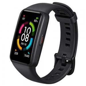 Honor Band 6 Smart Watch, Meteorite Black