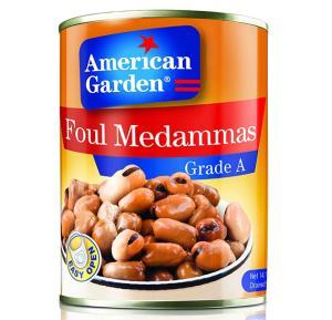 American Garden Foul Medammes Grade A 400 Gram