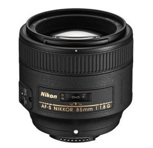 Nikon AF-S Nikkor 85mm f/1.8 G