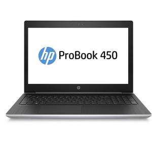 HP PRO Book 450 G5 Intel I5-8250 1.6GHz 4GB 500GB DVDRW 15.6 Inch FHD Webcam WiFi BT Windows 10 Home  Silver
