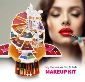 Italy Professional Burj Al Arab Makeup Kit Set, Bellezza Elemento BLZ9900-C