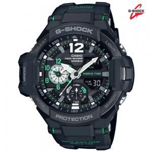 G-Shock Gravity Master Mens Watch, GA-1100-1A3DR