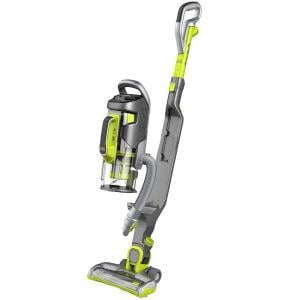 Black and Decker CUA525BHA-GB 2 in 1 Multi-Force Cordless with Removable Hand Vacuum Cleaner, Green