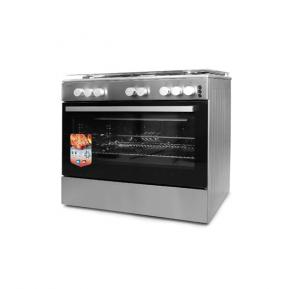 Geepas 90x60 Full Safety Gas Cooking Range - GCR9067FTST