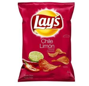 Lay`S Pop Chile Pepper Limon 85 gm
