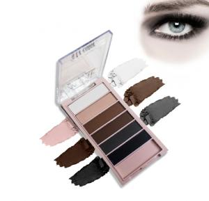 SFR Color Matte Eye Shadow Palette Color 03 - 6691