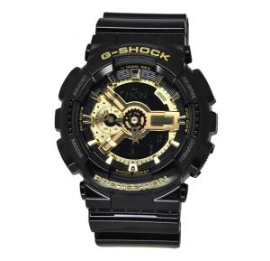 Casio G-Shock Analog-Digital Multi-Color Dial Mens Watch-GA-110GB-1ADR